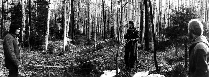 Андрей Монастырский: Между словом и объектом. Интервью 2
