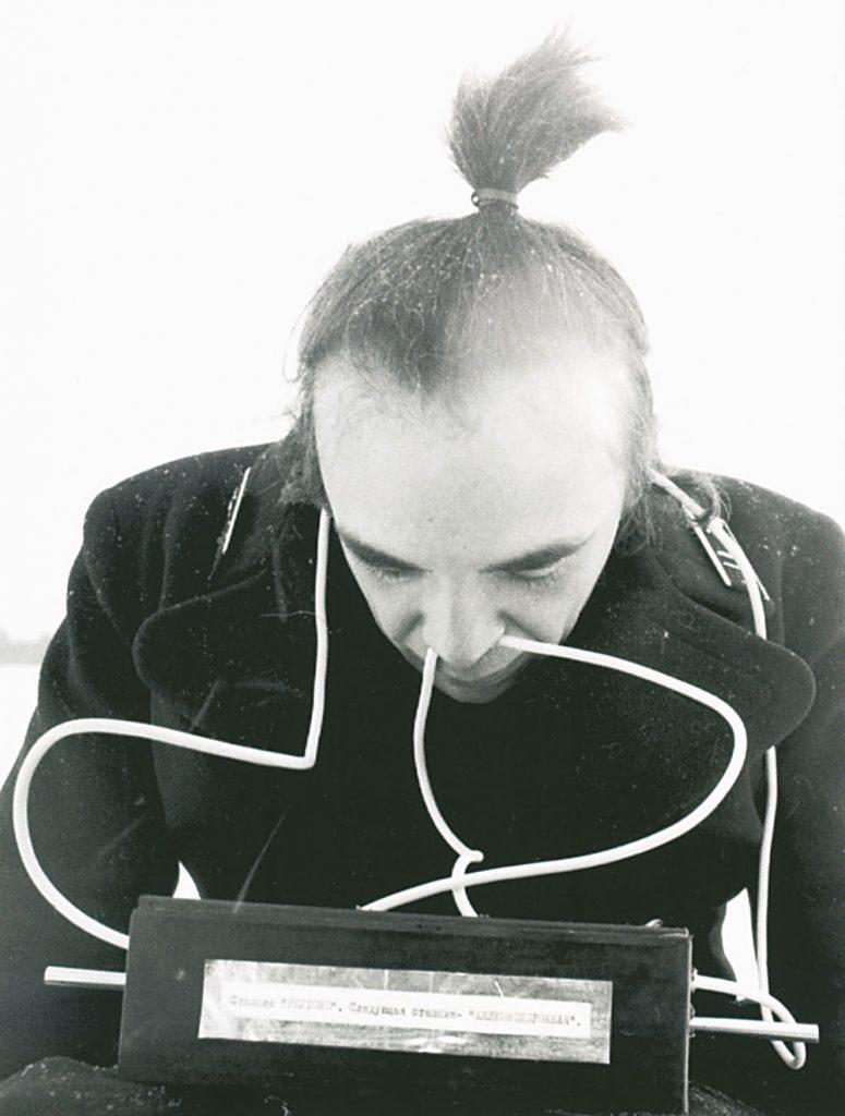 Андрей Монастырский: Между словом и объектом. Интервью 5