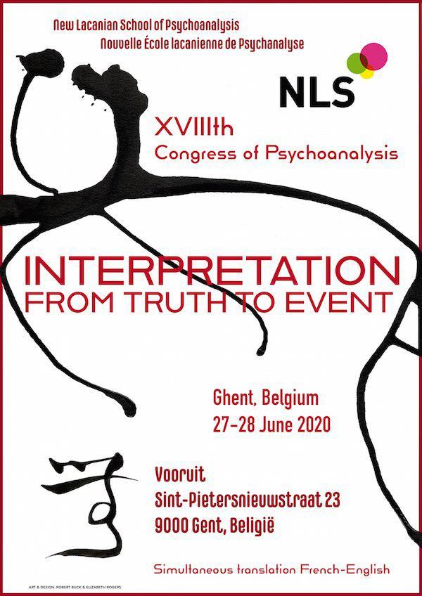 NLS-Конгресс 2020: «Интерпретация: от истины к событию» 1